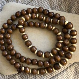 Other - Strand of Craft Wooden beads